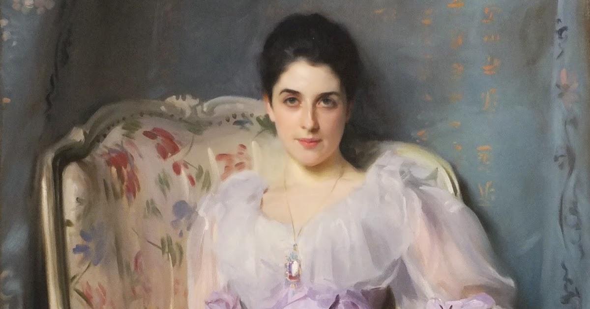 Lady Agnew of Lochnaw John Singer Sargent